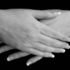 Many Hands Make Black and Light Work by Deanna Roberts Think in Pictures