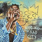 Good Kid M.A.A.D City by Sian Mann