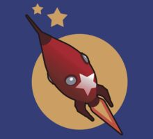 Retro Rocket by MarkSeb