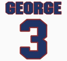 National baseball player George Strickland jersey 3 by imsport