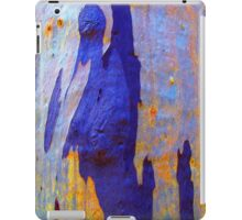 Azure Abstract iPad Case/Skin