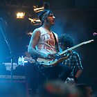 Zoran Trivic on lead guitar - Gyroscope Bass '08 by Kym Smitt