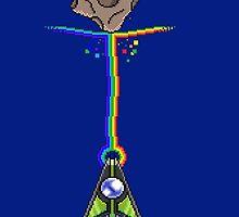 Asteroid Blaster by Gorditacrunch