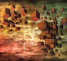 Wooden Blocks by Benjogan