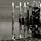 Pylons by Faith Barker Photography