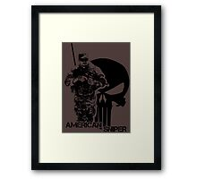 Chris Kyle - American Sniper Framed Print