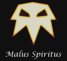 Malus Spiritus T-Shirt #7 by Marc Johnson