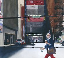 Sunday, Fall Market by Anthony Billings