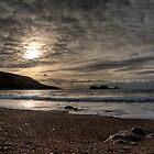 Clonque Bay, Alderney by NeilAlderney