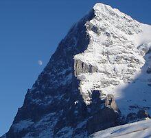 Eye of the Eiger by skippy
