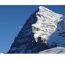 Eye of the Eiger Photographic Print