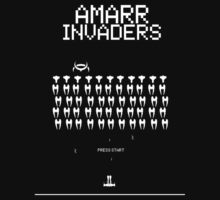 Amarrian Invaders T-Shirt