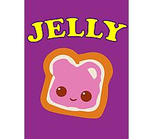 Couple - (Peanut Butter &) Jelly Photographic Print