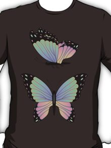 Cartoon Butterflies T-Shirt