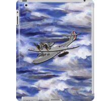 A Saro Cloud A29 of the Royal Air Force - all products except duvet iPad Case/Skin