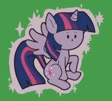 Chibi Twilight Sparkle Kids Clothes