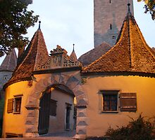 Enter Rothenburg by traveler25