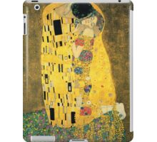 The Kiss - Gustav Klimt iPad Case/Skin