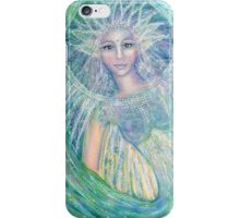 Healing angel love iPhone Case/Skin