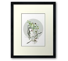 I Envy You – Mint Framed Print