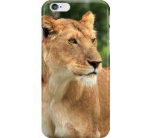 Proud Lioness iPhone Case/Skin