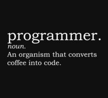 Definition - Programmer Kids Clothes