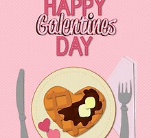 happy galentines day by chicamarsh1