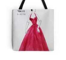 Vogue 1950s Tote Bag