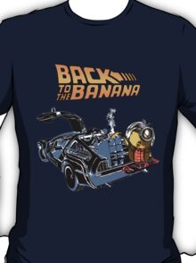 Back To The Banana T-Shirt
