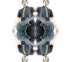 Steve Righ? Mirror Image by Quinn Baker
