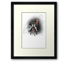 Final Fantasy Lightning Returns - Lightning (Claire Farron)² Framed Print