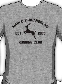 Marco Esquandolas Running Club T-Shirt