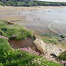 Harlyn Bay by M G  Pettett
