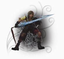 Final Fantasy Dissidia - Tidus T-Shirt