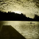 Kayaker by Anette Tyler