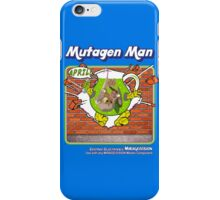 Mutagen Man - Kool-Aid Man MASHUP - Teenage Mutant Ninja Turtles iPhone Case/Skin