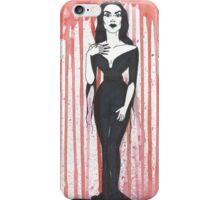 My Bloody Vampira iPhone Case/Skin