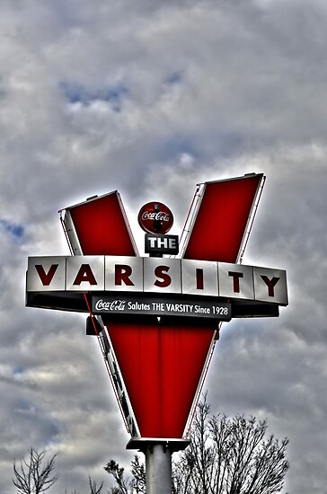 varsity color by A.R. Williams
