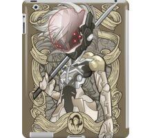 Raiden - MGS4 iPad Case/Skin