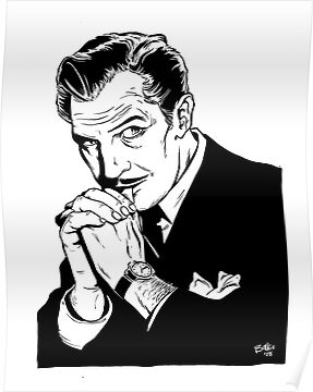 VINCENT PRICE by mrbones