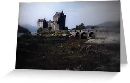 The Only Castle in Scotland. by Larry Davis
