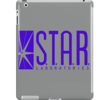 STAR Labs blue variant iPad Case/Skin