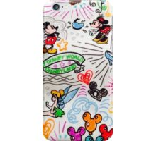 Dooney and Bourke sketch print iPhone case iPhone Case/Skin