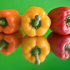 color peppers by VioDeSign