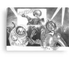 Beruringa! Canvas Print