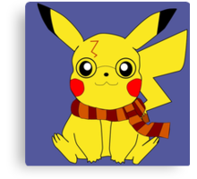 Pika Potter Canvas Print