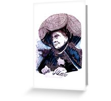 Carnak, Tribute to Johnny Carson Greeting Card