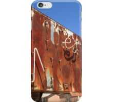 Route 66 - Western Motel Neon iPhone Case/Skin