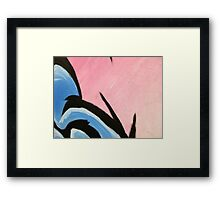 IS Framed Print