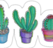 Tumblr cactus Sticker